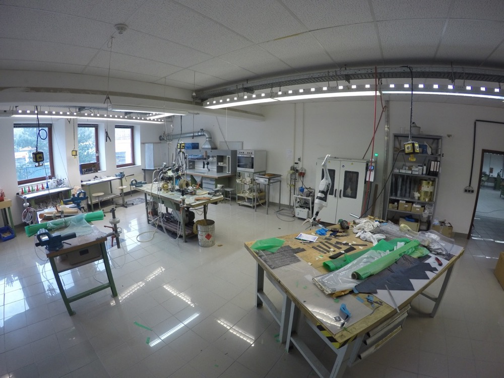 Acto Manufaktur Hamburg Orthopaedietechnik Werkstatt